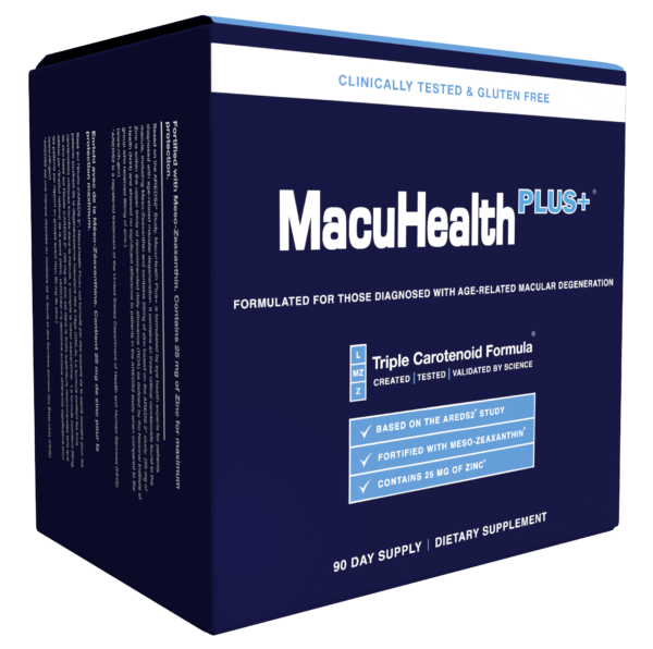 Macuhealth Plus 1 Year Supply (4 boxes)