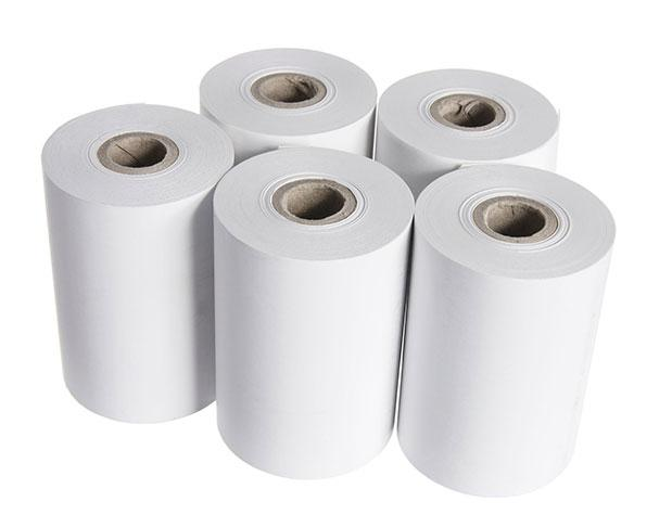 Thermal Paper Rolls -  2.25 in x 45 ft - Pack of 100