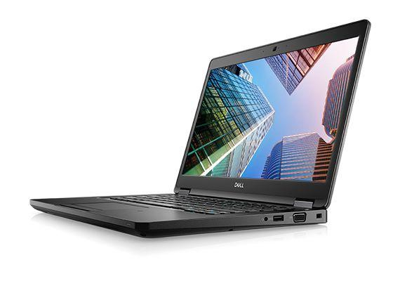 DELL LATITUDE 5491 - 14 - CORE I7 8850H - 16 GB RAM - 512 GB SSD