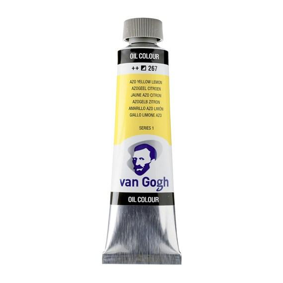 Van Gogh Oil Azo Yellow Lemon 40 ml 267