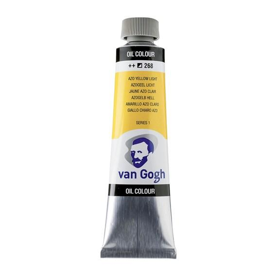 Van Gogh Oil Azo Yellow Light 40 ml 268