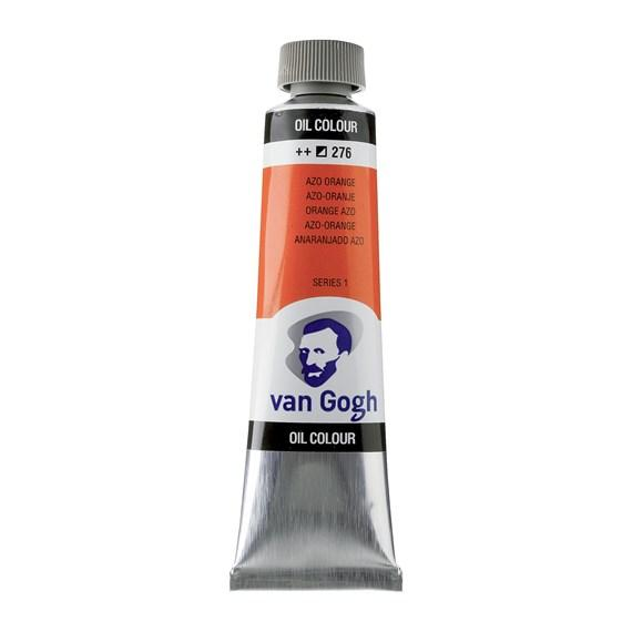 Van Gogh Oil Azo Orange 40 ml 276