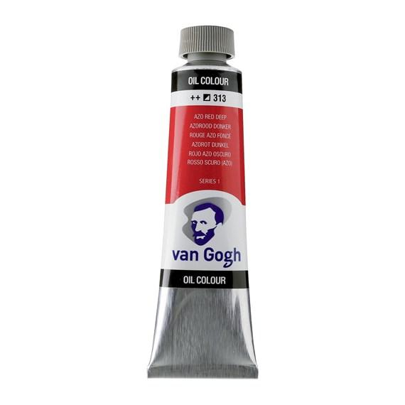 Van Gogh Oil Azo Red Deep 40 ml 313