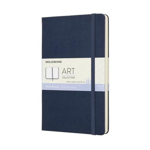 Moleskine Art Collection Sketch Pads - 5x8.25, Black