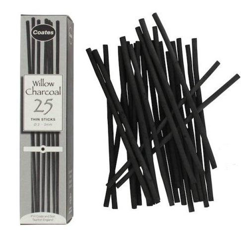 Coates Willow Charcoal (30)