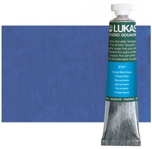 Lukas Gouache Primary Blue 20ml