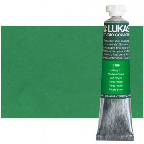 Lukas Gouache Medium Green 20ml