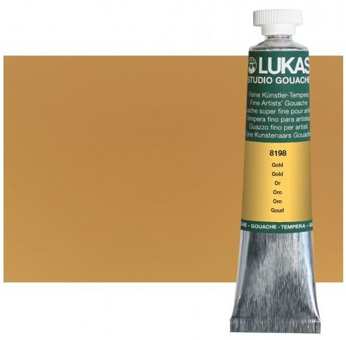 Lukas Gouache Gold 20ml