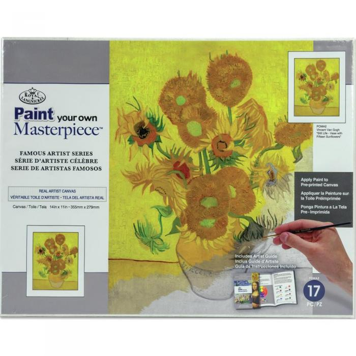 Paint Your Own Masterpiece POMA2