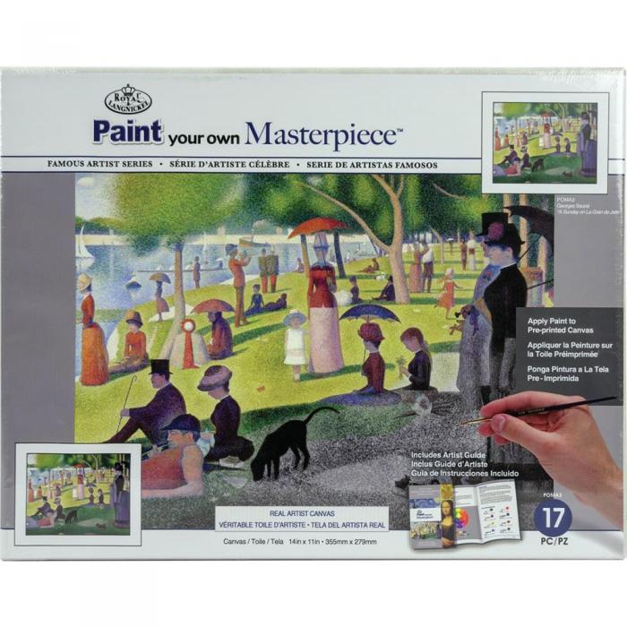 Paint Your Own Masterpiece POMA3