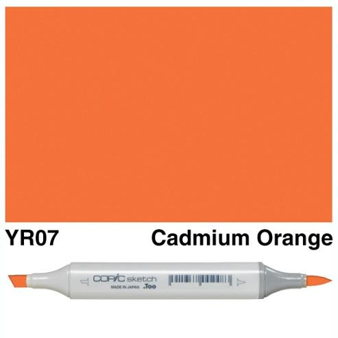 Copic Sketch Cadmium Orange YR07