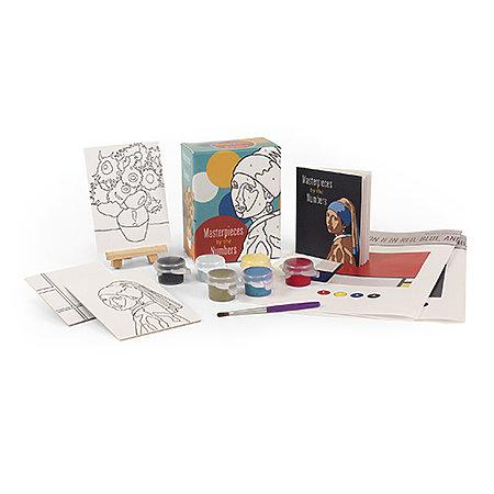 Masterpieces By Number Kit