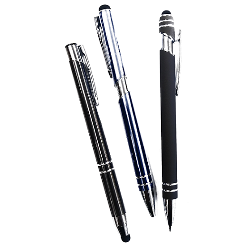 Metal Pen Stylus with Touch