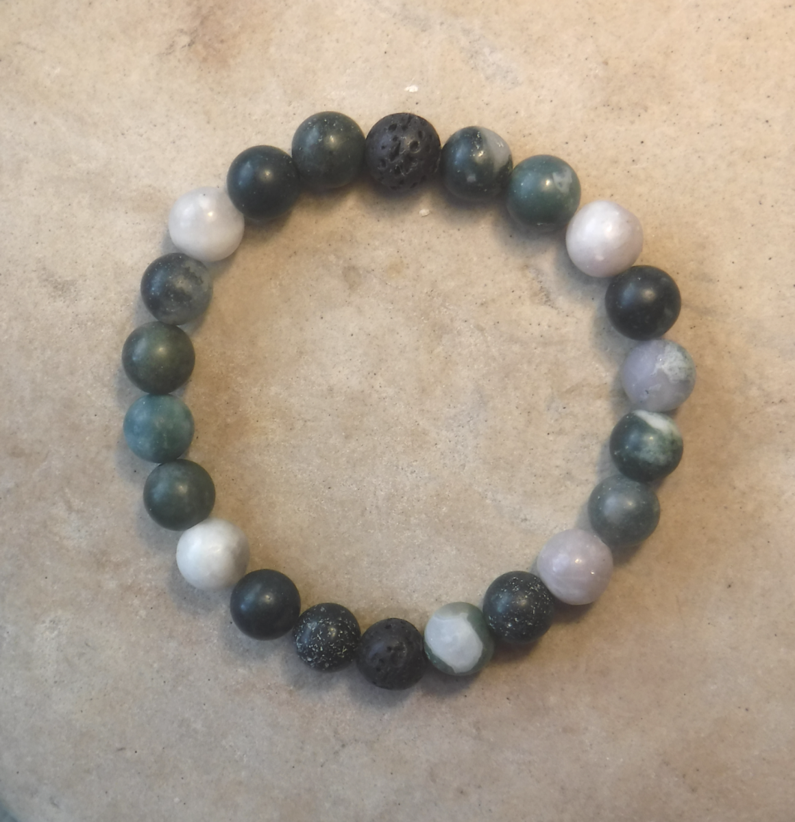 BE PROTECTED: Indian Agate