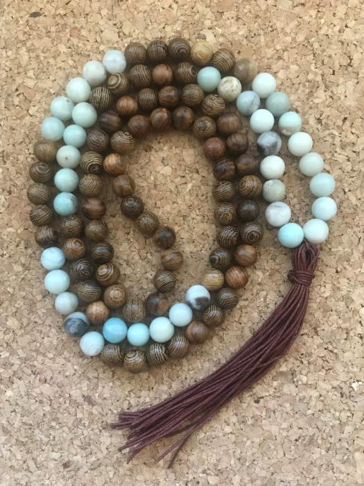 Make your own Mala: I am Creative and Confident