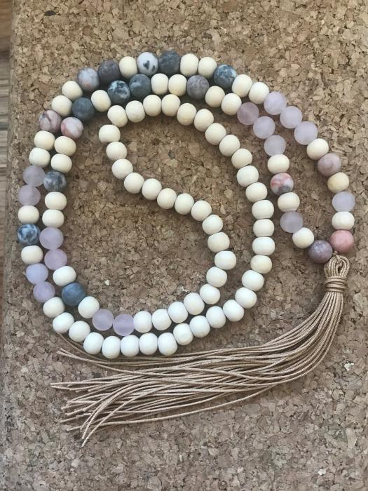 Make your own Mala: I am Strong and Connected to Love