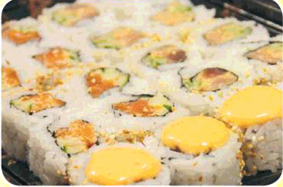 Spicy Roll Combo