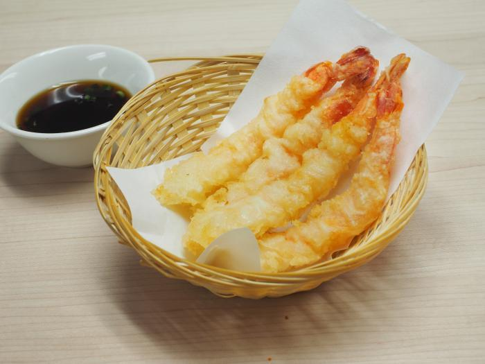 85. Shrimp Tempura (4 pcs)