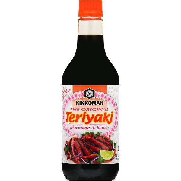 Kikkoman Teriyaki Sauce The Original 296ml.jpeg