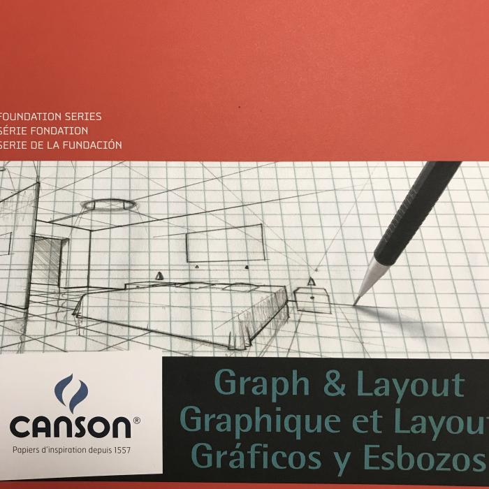 Canson Graphic & Layout Pad 11x17