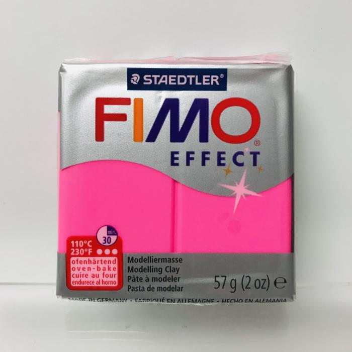 FIMO Effects - Neon Pink - 2oz