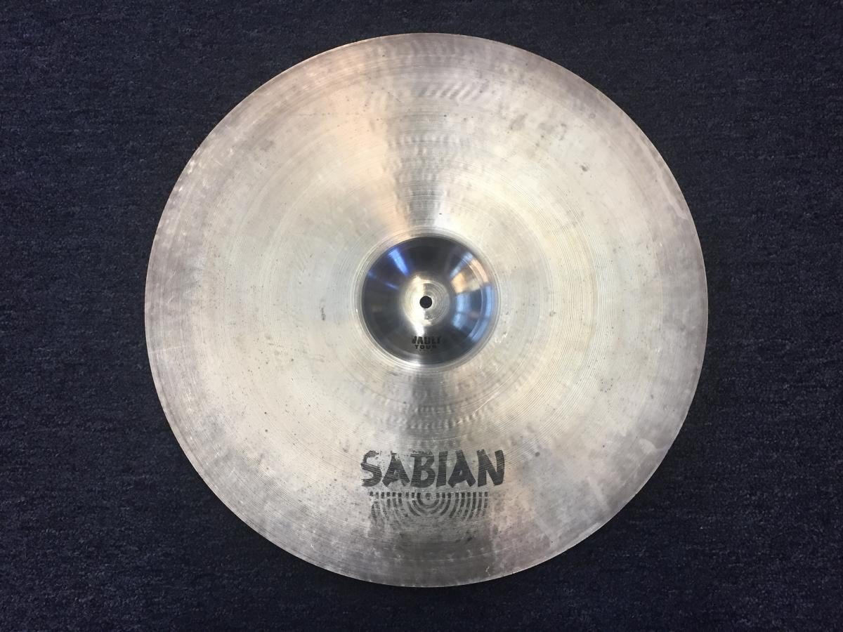 "22"" Sabian AAX Power Ride - Vault Tour"