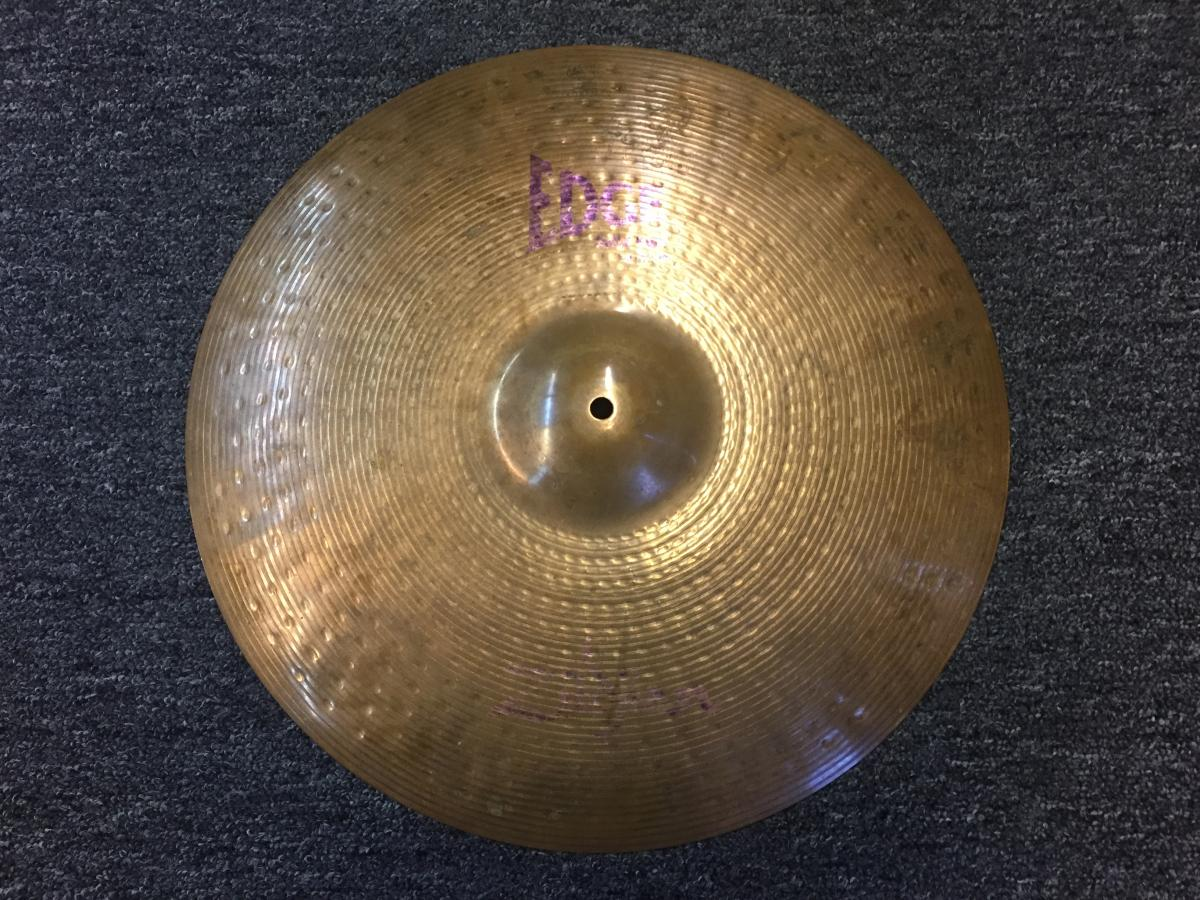 "20"" Zildjian Edge Solid Ride"