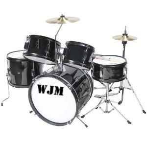 WFL Blue 5pc Junior Drum Set