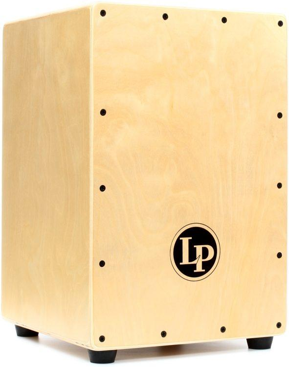 LP Aspire Cajon Natural Finish