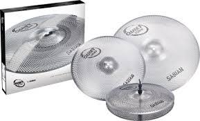 Sabian Quiet Tone Cymbal Pack