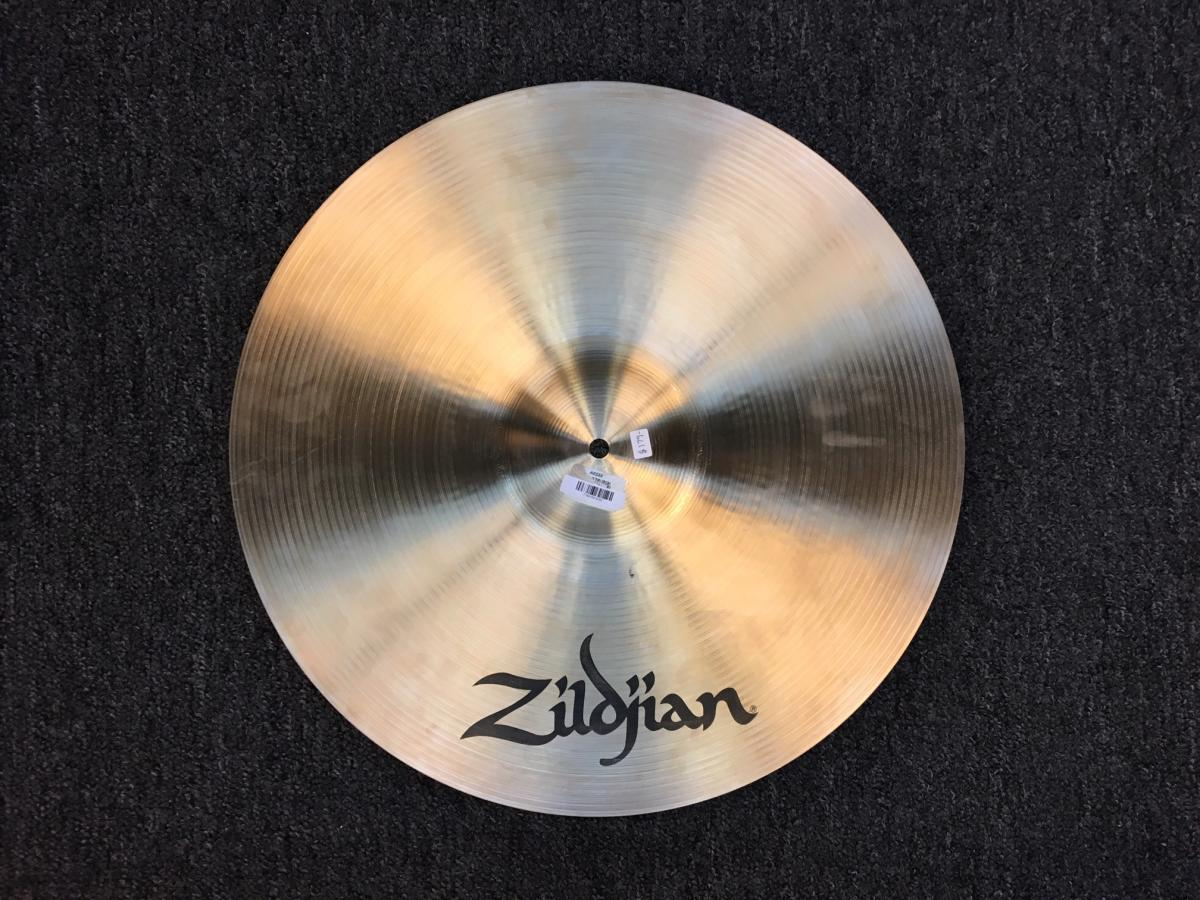 "USED 18"" Zildjian Medium Thin Crash"