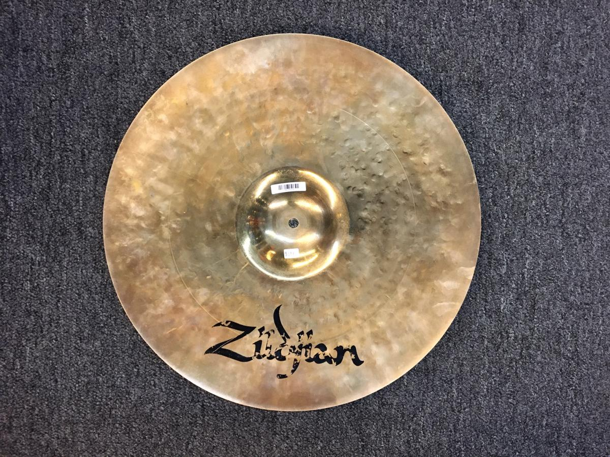 "USED 18"" Zildjian K Brilliant Crash"