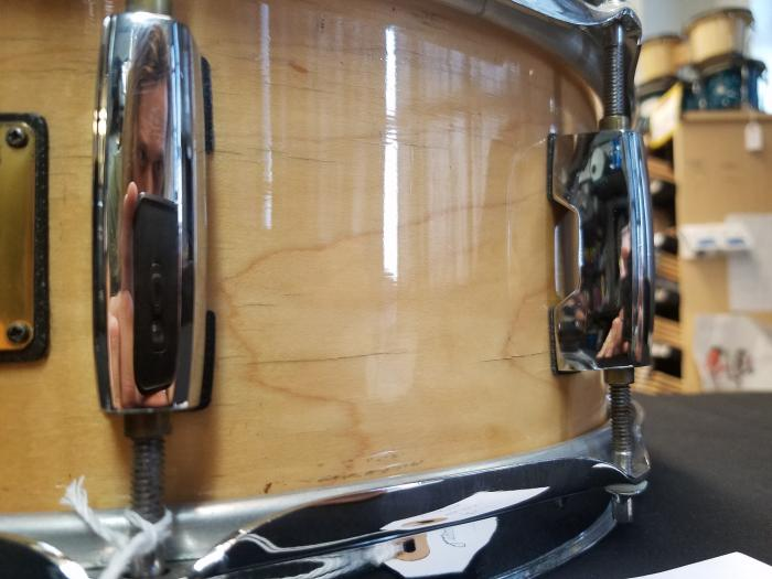 Masters Custom 14x5.5 Maple