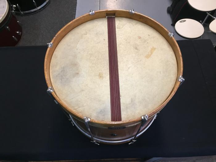 Vintage Ludwig Single Tension Marching Snare Drum