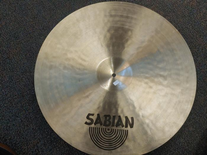 "Sabian Steve White Signature Series 20"" Ride"