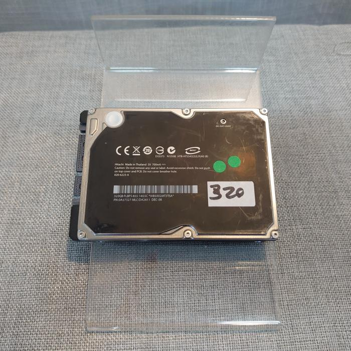 Assorted 2.5 inches 320GB