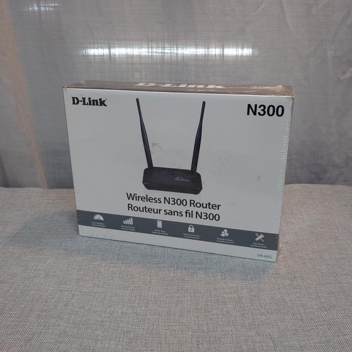 D-Link N300 Wifi Router