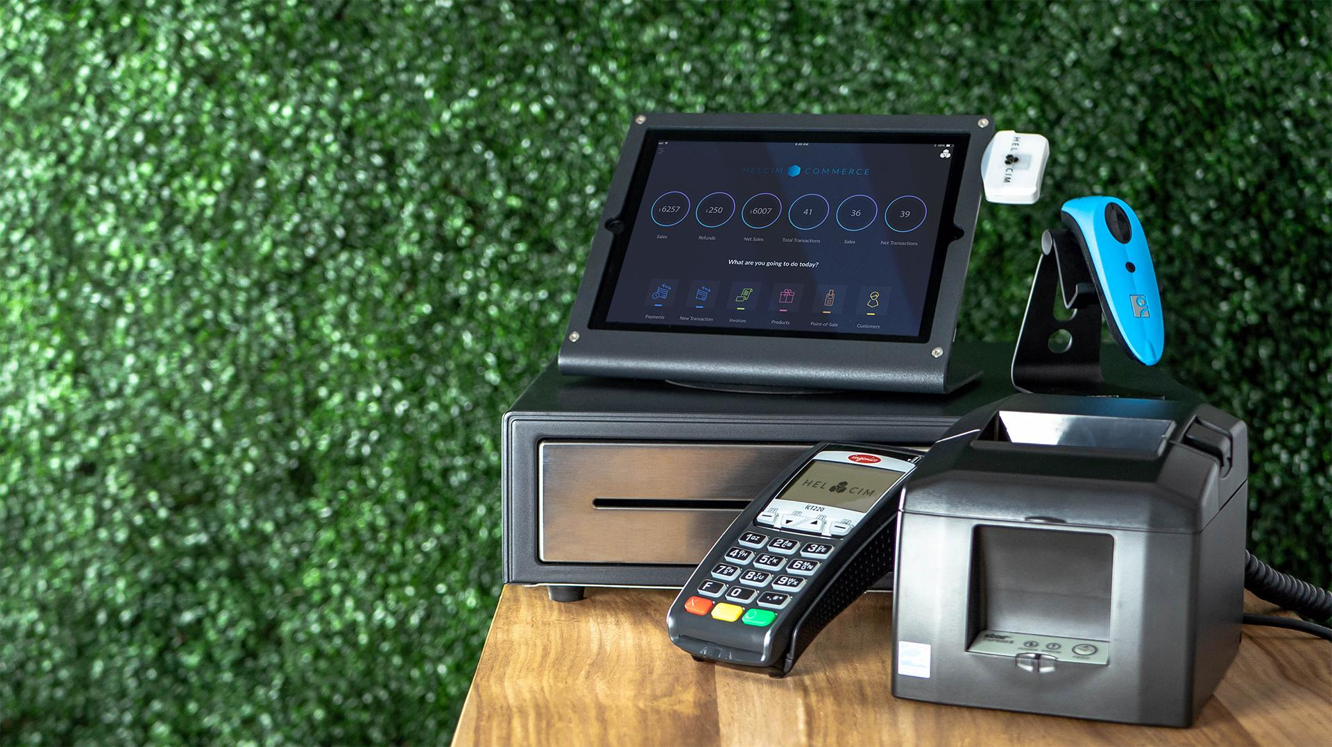 An Ideal POS Setup According to Helcim's CEO