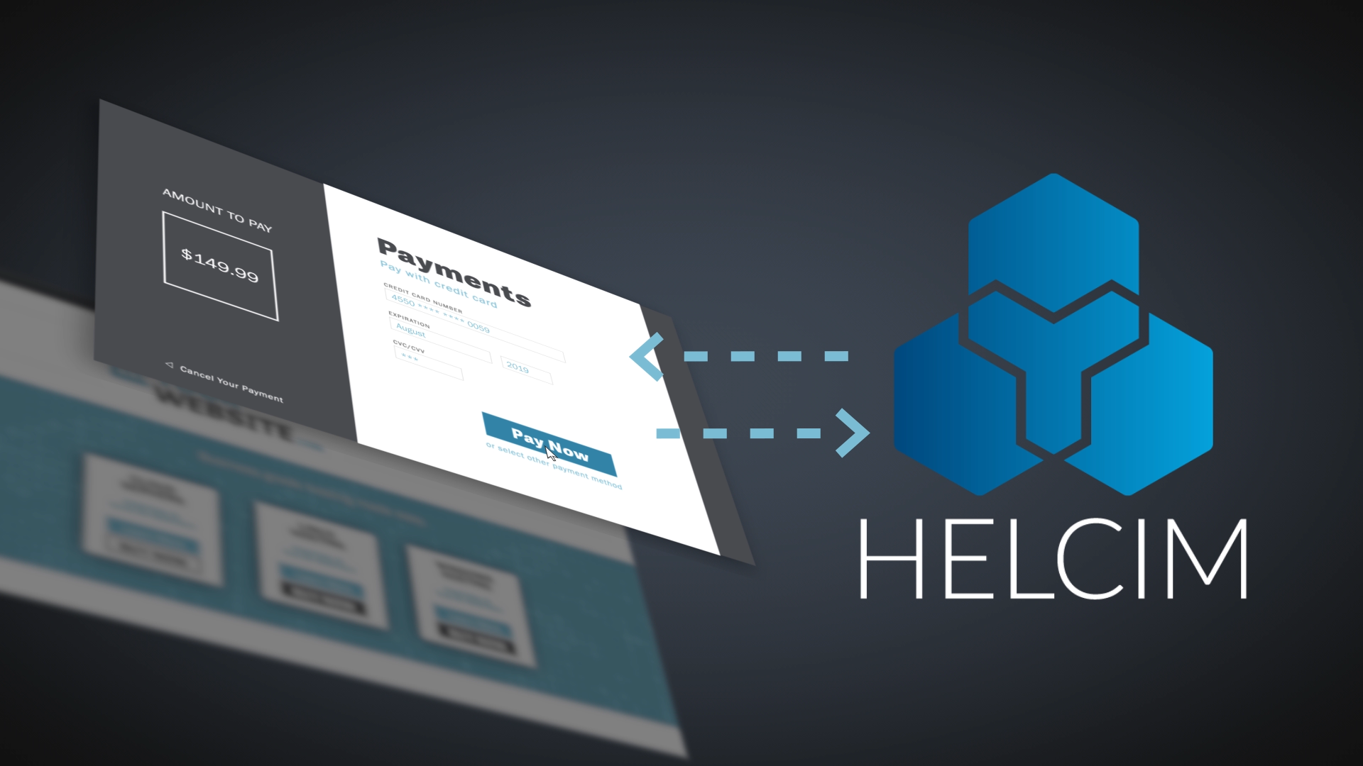 Cool Features of Commerce - Helcim JS