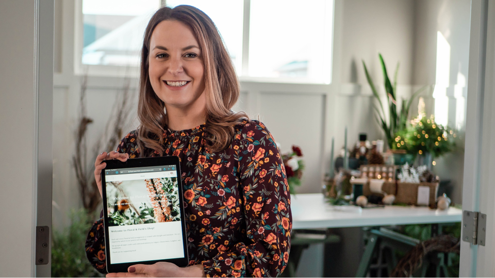 Helcim Merchants   Floral and Field on the Value of Supporting Local