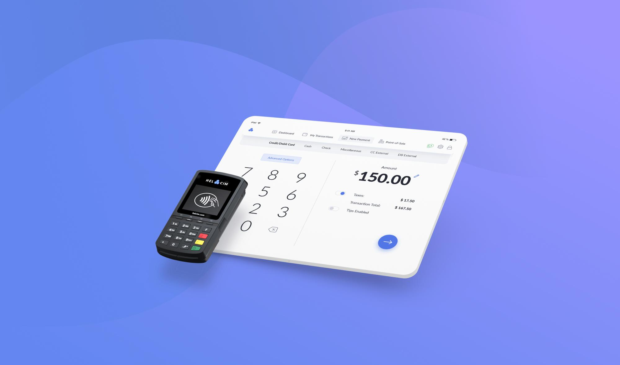 Helcim Payments has Evolved