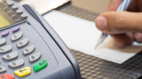 Are Credit Card Signatures Becoming a Thing of the Past?