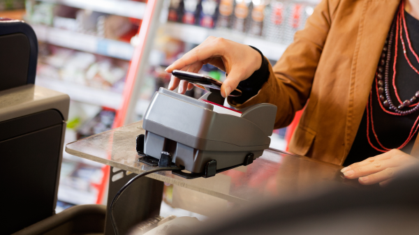 Contactless Payments Gaining Popularity in the US