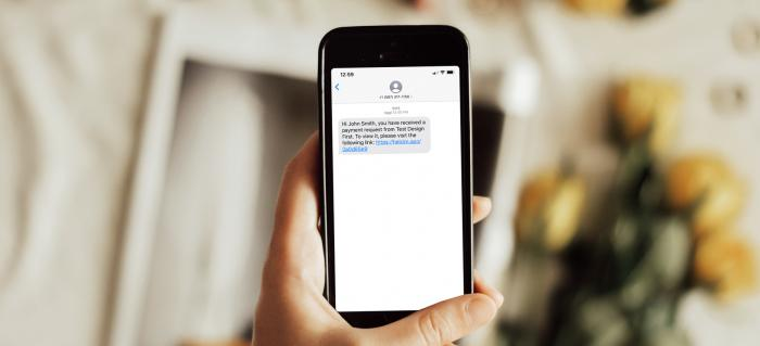 Easily Send Customers Text and Email Payment Requests with Helcim