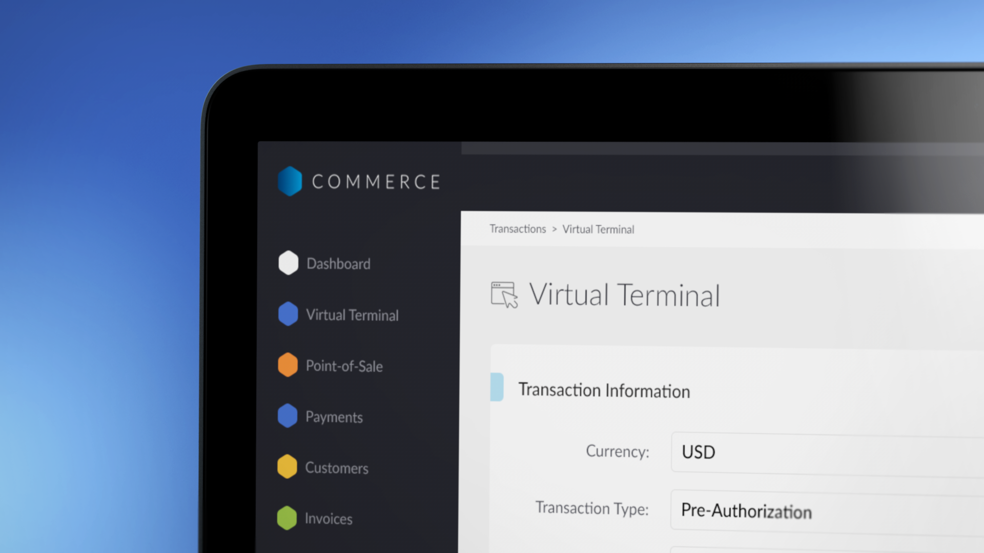 What is a Virtual Terminal?